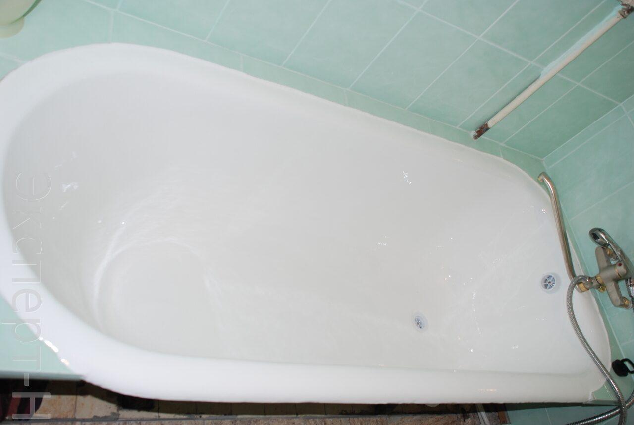 Акрил для ванной своими руками